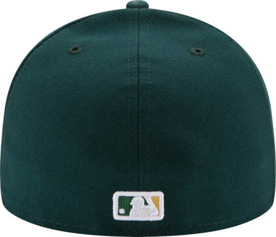 New Era Oakland Athletics Green Away 59fifty Fitted Hat