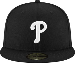 New Era Philadelphia Phillies Black 59fifty