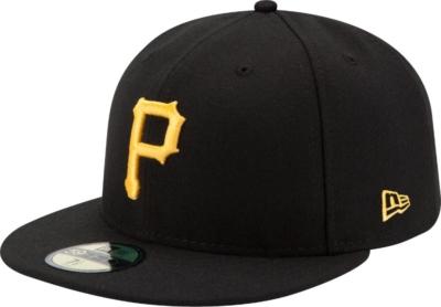 New Era Pittsburgh Pirates Black 59fifty