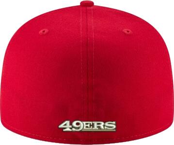 New Era San Francisco 49ers Embroidreed 59fifty