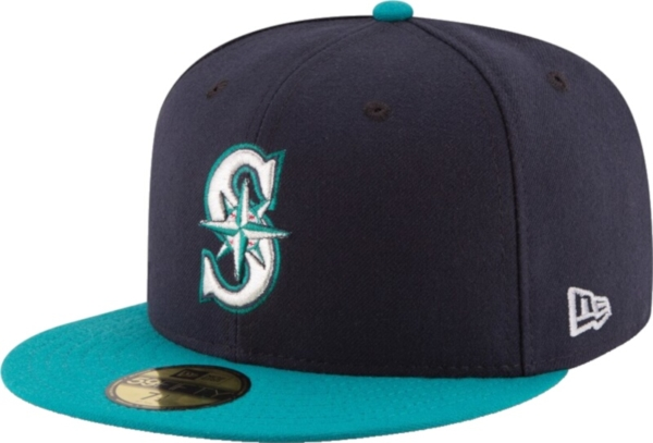 New Era Seattle Mariners 59fifty Alternate Hat