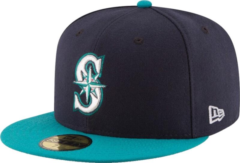New Era Seattle Mariners 59fifty Alternate Hat