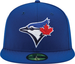 New Era Toronto Blue Jays Royal Blue 59fifty Onfield Hat