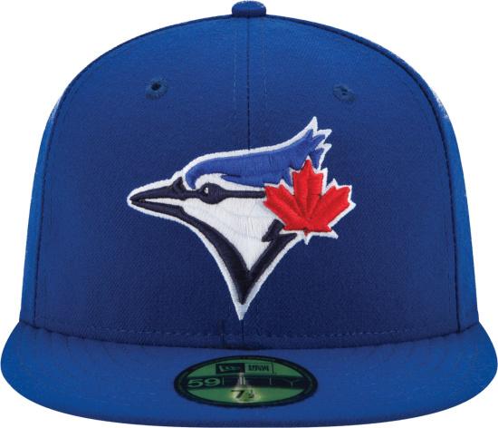 New Era Toronto Blue Jays Royal Blue 59fifty Onfield Hat
