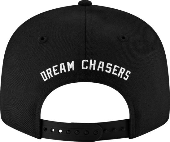 New Era X Dream Chasers Black Dc Logo Snapback 9fifty