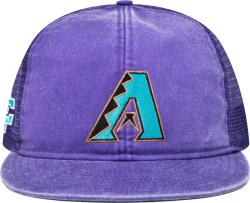 New Era X Eric Emanuel Arizona Diamond Backs Purple Snapback