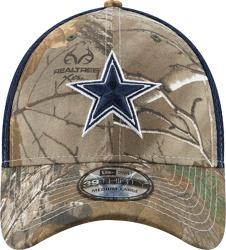 New Era X Realtree Camo Dallas Cowboys Hat