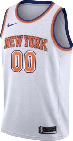 New York Knicks Statement Edition White Jersey