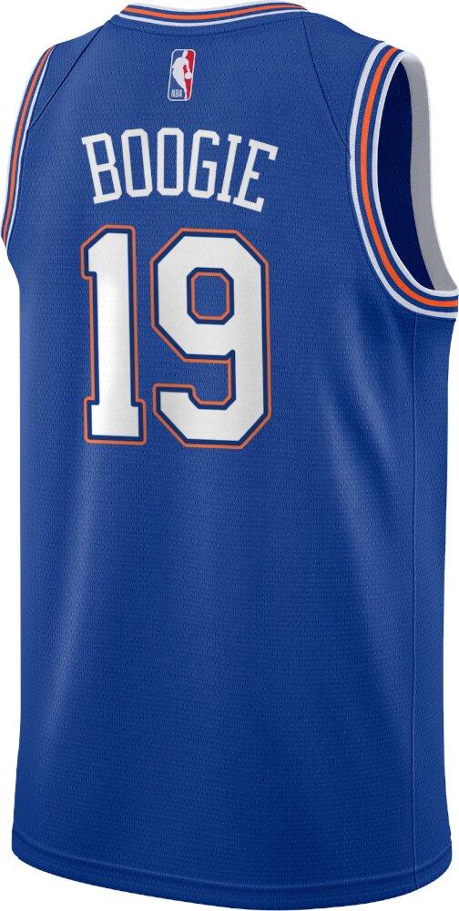 New York Knicks Custom #19 A Boogie Jersey