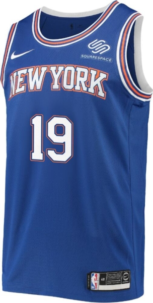 New York Knicks Statement Edition Jersey