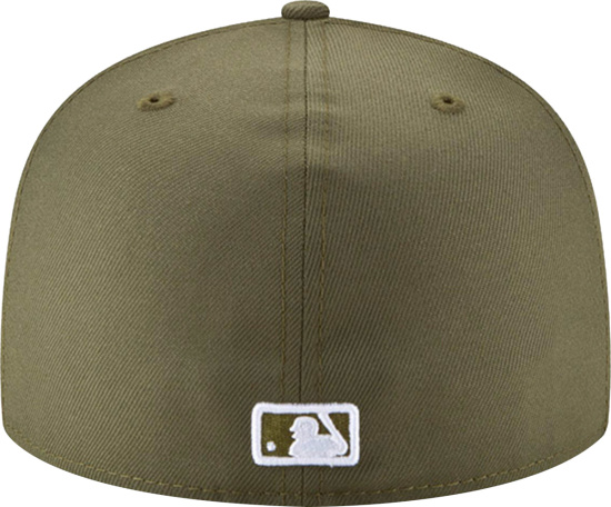 New York Yankees Military Green 59fifty