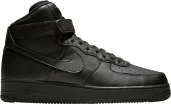 Air Force 1 High 'Triple Black'