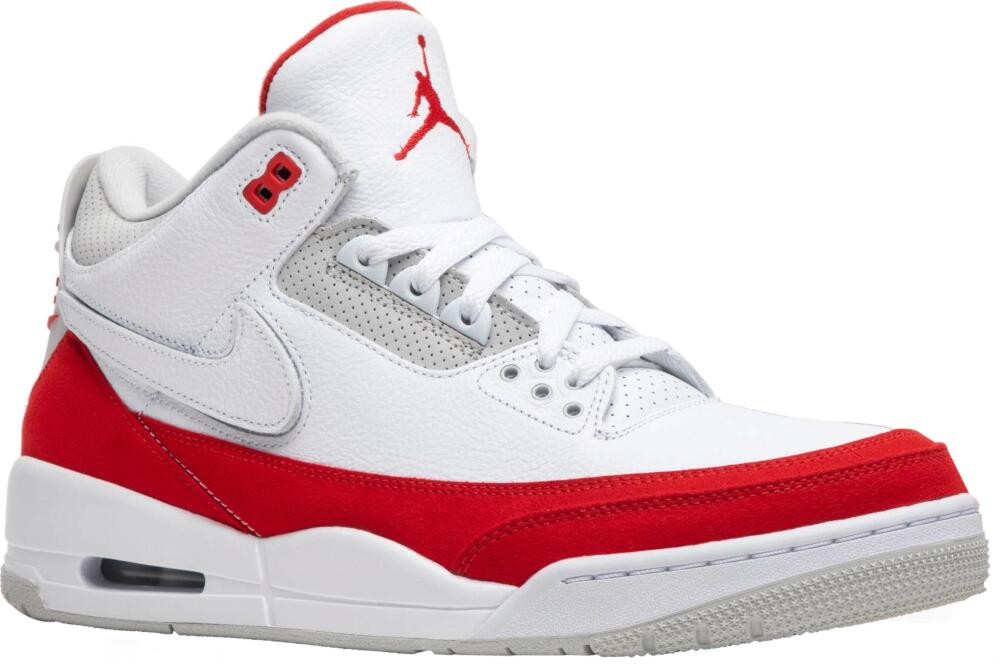Nike Air Jordan 3 Retro Tinker High Top Sneakers