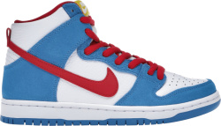Dunk SB High 'Doraemon