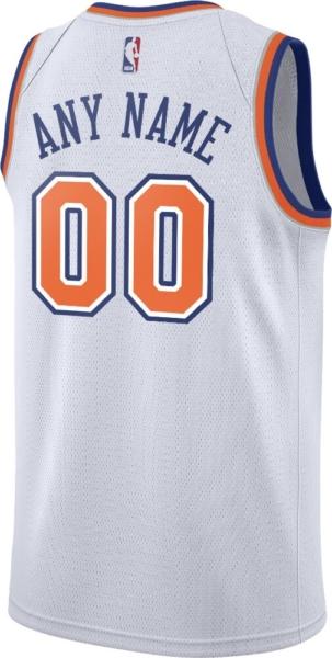 Nike New York Knicks Statment White Jersey