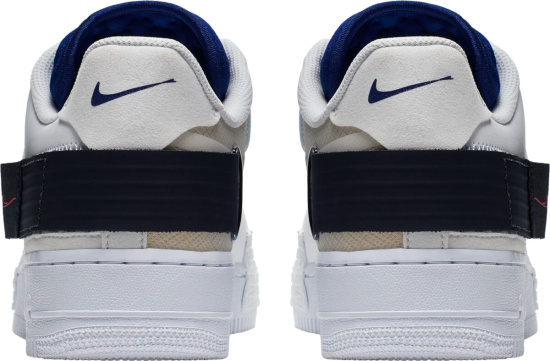 Nike Air Force 1 Drop-Type 'Summit White' | Incorporated Style