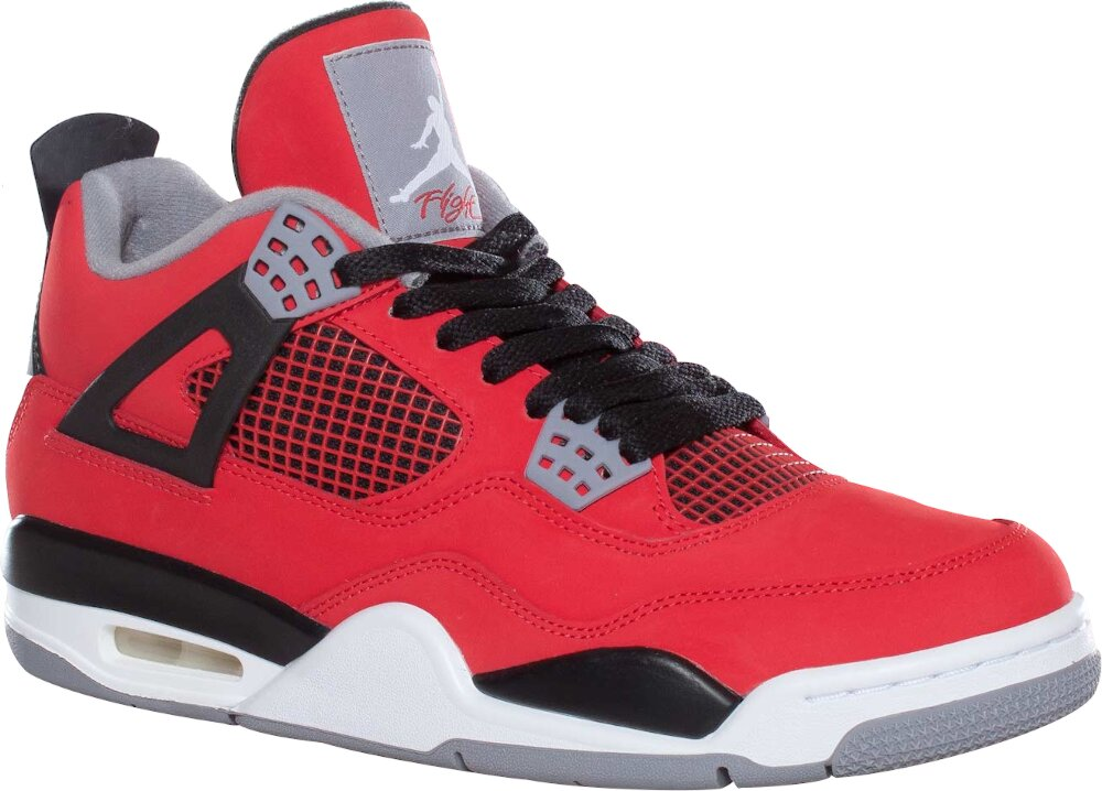 Nike Air Jordan 4 Retro Toro Bravo Sneakers
