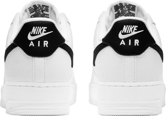 Nike Air Foce 1 Low White Black