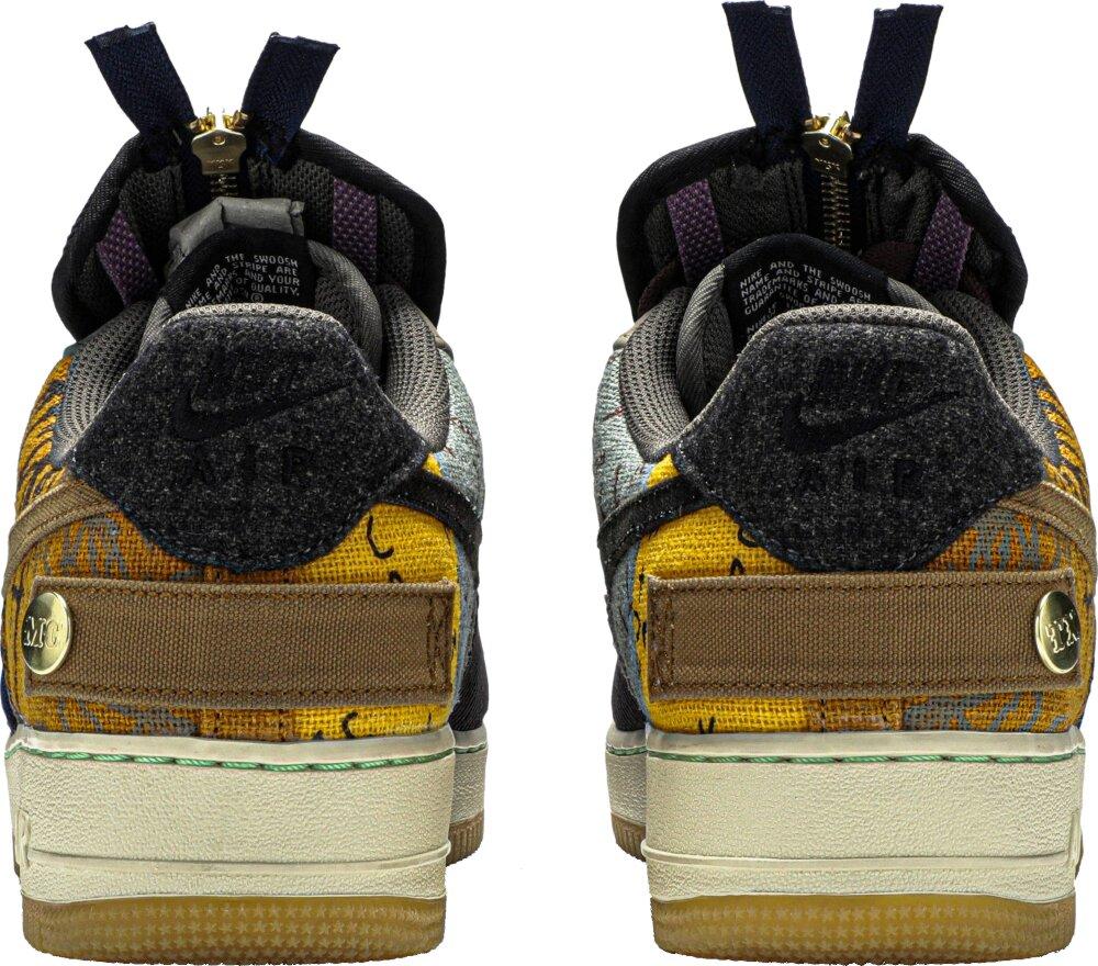 Nike Air Force 1 Cactus Jack Sneakers