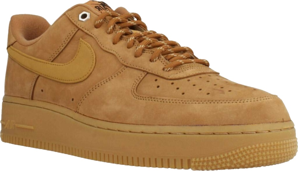 Nike Air Force 1 Flax Sneakers