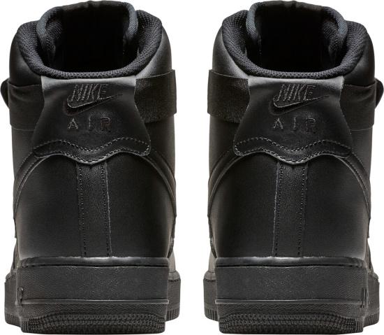 Nike Air Force 1 High Triple Black