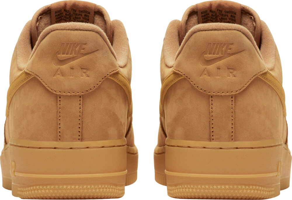 Nike Air Force 1 Khaki Sneakers