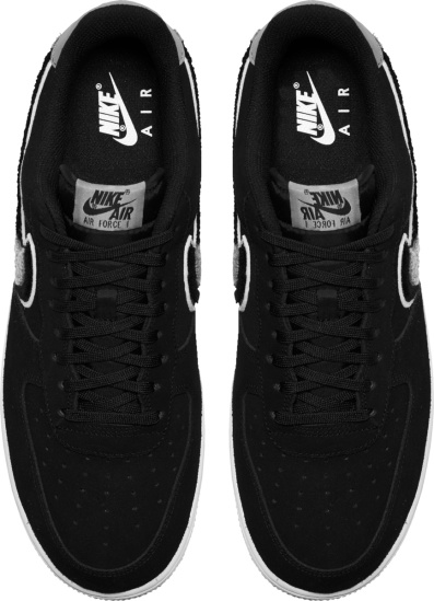 Nike Air Force 1 Low Chenille Swoosh