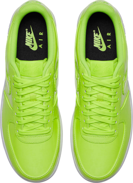 Nike Air Force 1 Low Patent Green