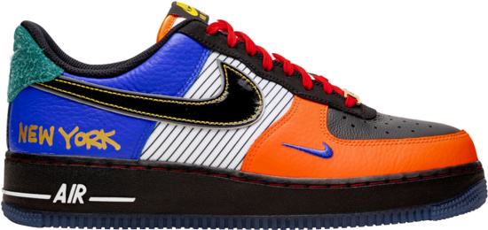 Nike Air Force 1 Low What The New York