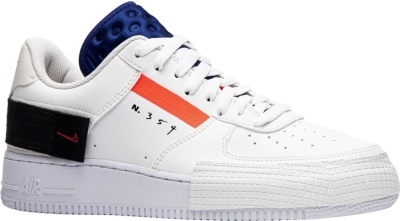 Nike Air Force 1 Low White Summit Sneakers