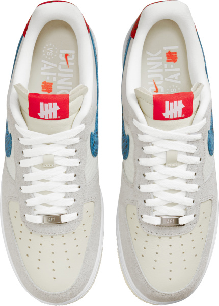 Nike Air Force 1 Low X Undefeated 5 On It
