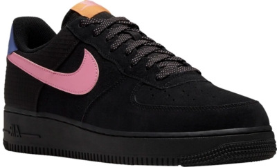 Nike Air Force 1 Lv8 Black And Pink