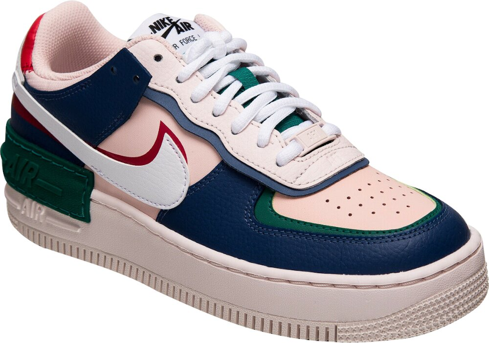 Air Force 1 Shadow 'Mystic Blue' Sneakers