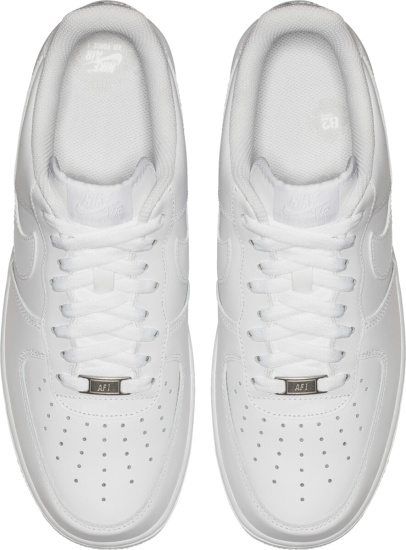 Nike Air Forece 1 Low White