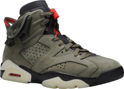 Nike Air Jordan 6 X Travis Scott Sneakers