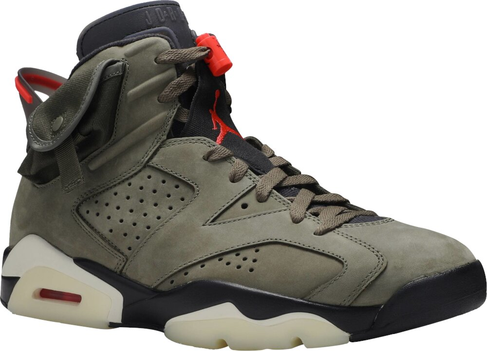 Nike Air Jordan 6 X Travis Scott Sneakers