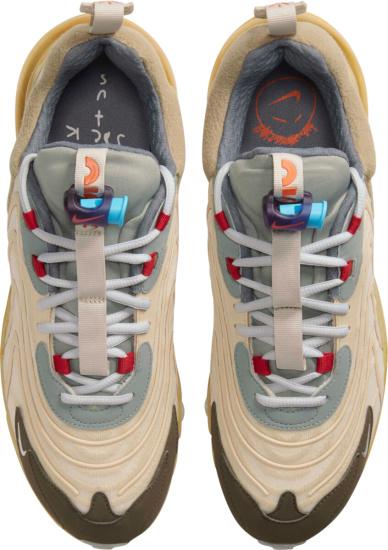Nike Air Max 270 React Cactus Jack