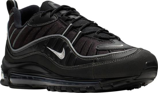 Nike Air Max 98 'black Oil' Sneakers