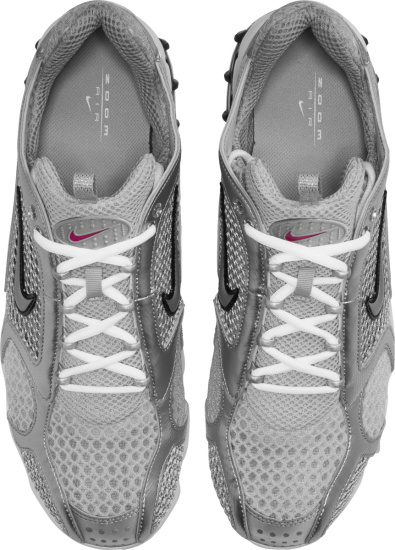 Nike Air Zoom Silver Cage Sneakers