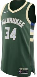 Nike Authentic Giannis Antetokounmpo Milwaukee Bucks Jersey Green