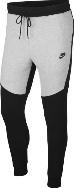 Nike Black And Grey Tech Fleece Joggers