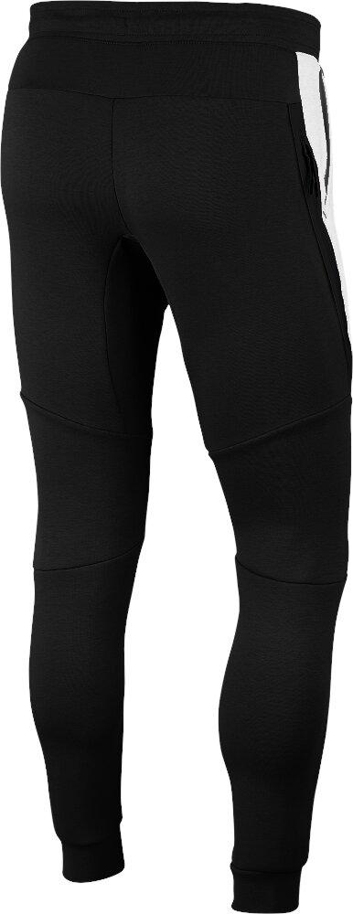 Nike Black And White Joggers