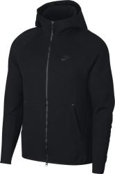 Nike Black Tech Zip Hoodie