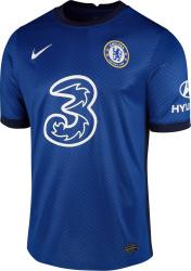 Nike Chelsea Fc 2020 21 Blue Home Kit