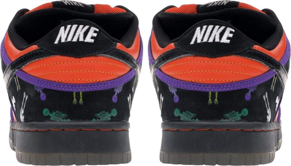 Nike Dunk Day Of The Dead