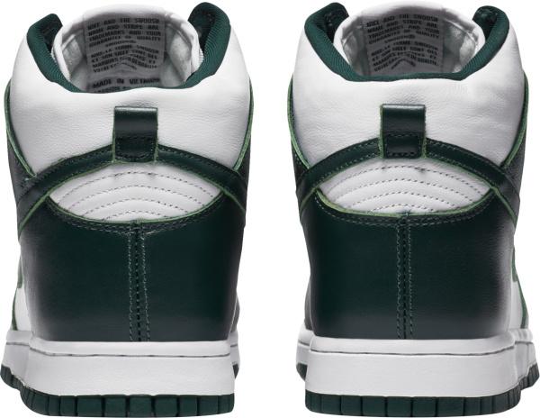 Nike Dunk High Spartan Green