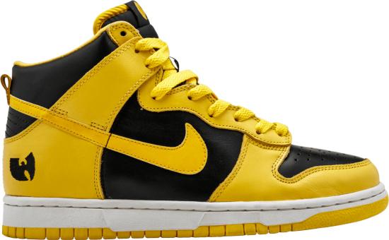 Nike Dunk High X Wu Tang Clan Sneakers