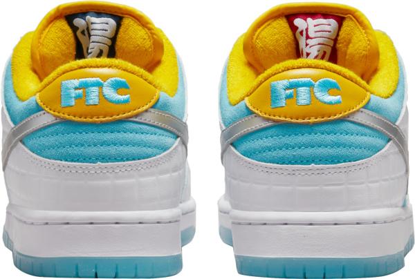 Nike Dunk Low Ftc Lagoon Pulse