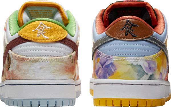 Nike Dunk Low Sb Street Hawker