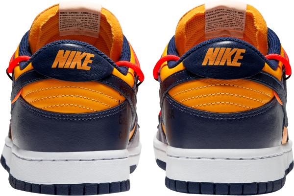 Nike Dunk Low X Off White Michigan